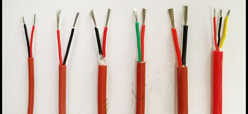 High Temperature Silicone Cable Manufacturers