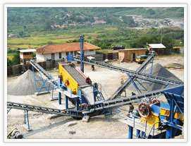 高速公路石材生产线 制造商