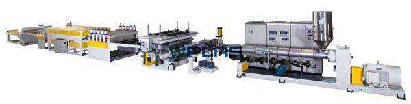 中空板材生产线 制造商