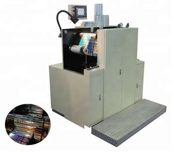 Hologram Label Machine Manufacturers
