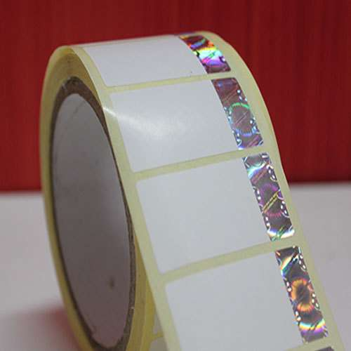 Hologram Paper Label Manufacturers