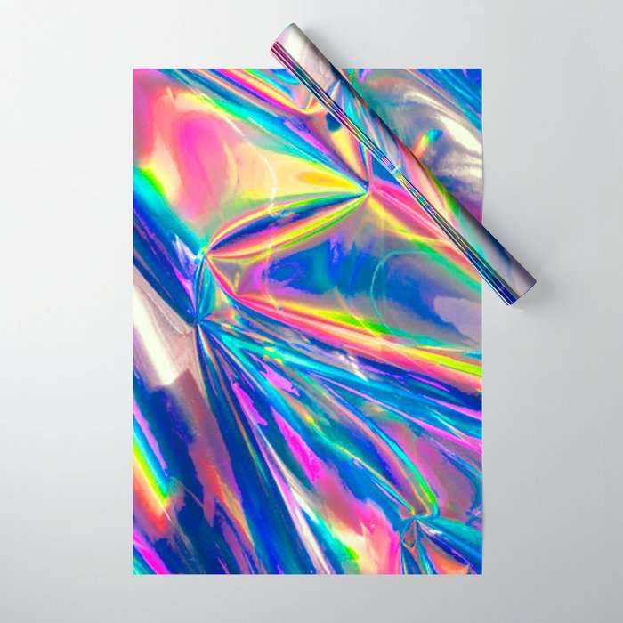 Hologram Wrapping Paper Manufacturers