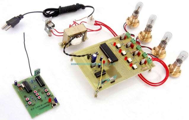 家电控制 制造商