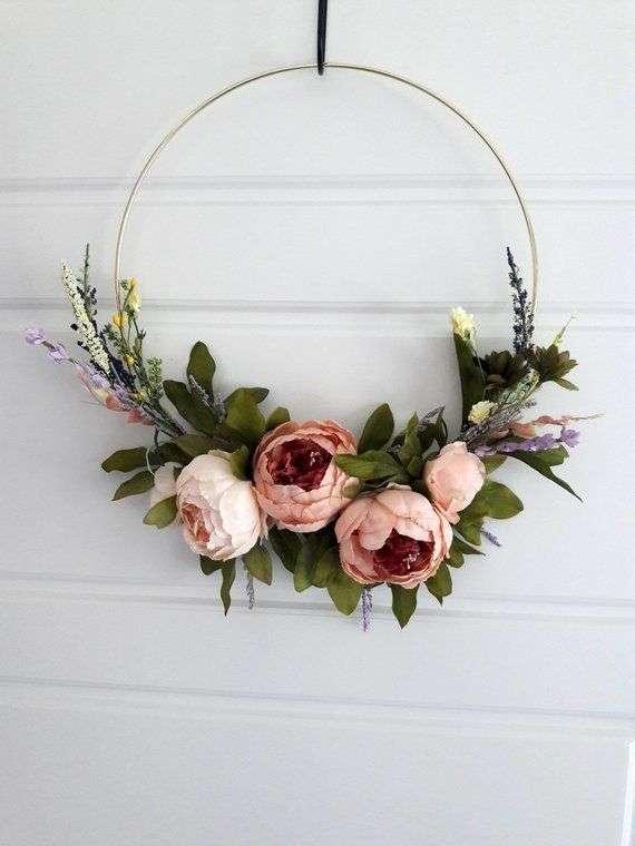 家居装饰花环 制造商