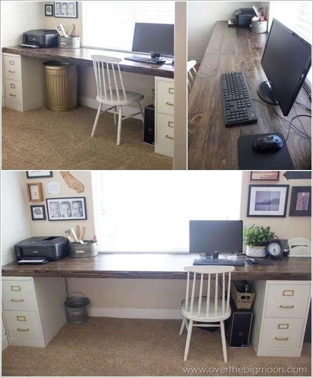 家庭办公室diy 制造商