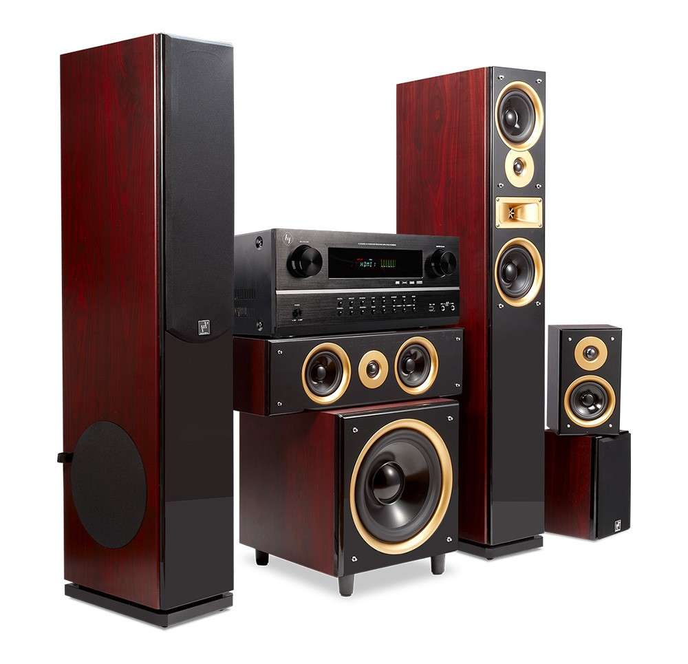 Home Theater System Amplifier Manufacturers