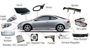 Honda Car Body Part Manufacturers