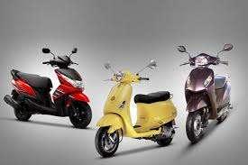 Honda Vespa Yamaha Manufacturers