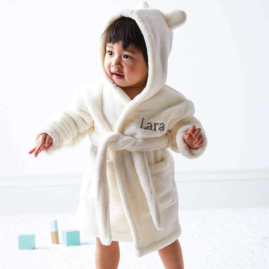 连帽婴儿浴袍 制造商