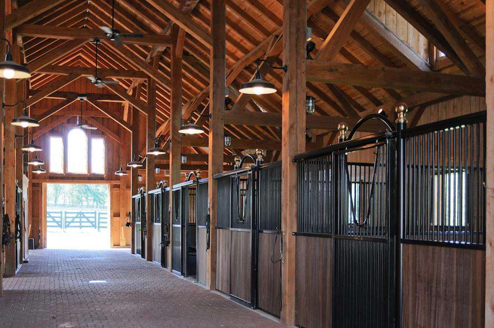 Horse Wood House Manufacturers