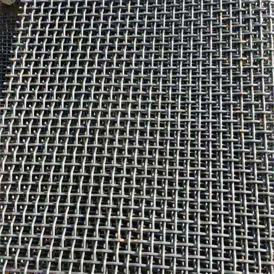 Hot Dipped Crimped Wire Mesh Manufacturers