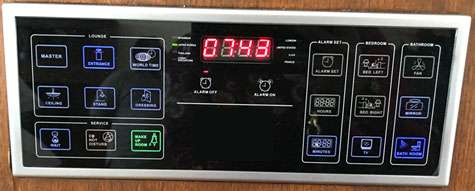 Hotel Control Panel Manufacturers