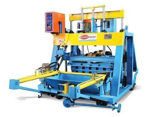 Hydraulic Block Automatic Machine Manufacturers