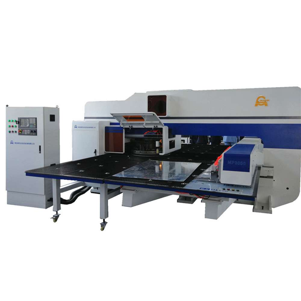 Hydraulic Turret Punch Machine Manufacturers