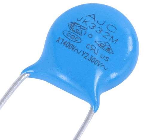 Safety Ceramic Capacitor Manufacturers