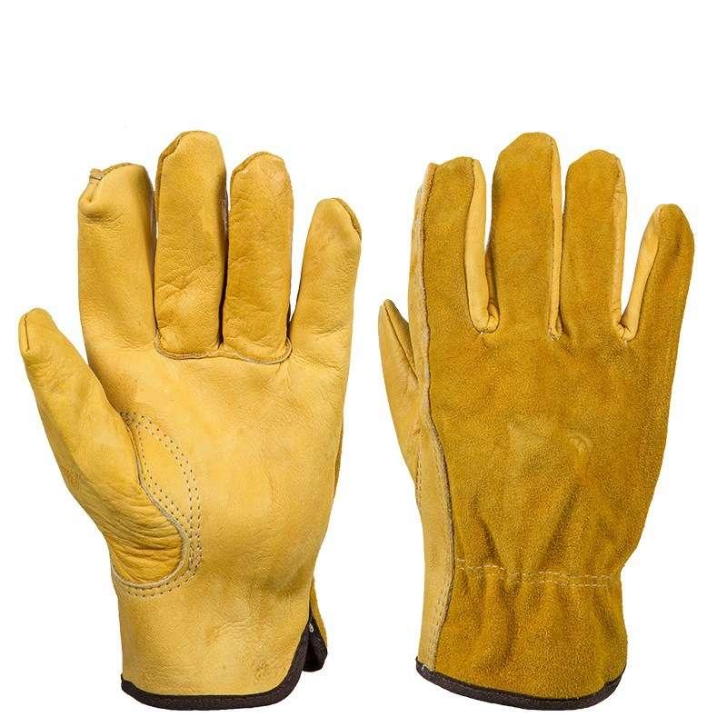 安全皮手套 制造商