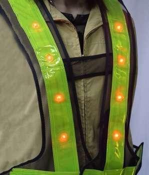 Safety Led Vest Manufacturers