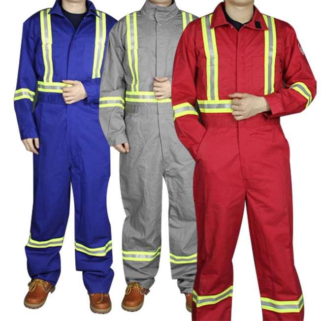 安全工作服 制造商