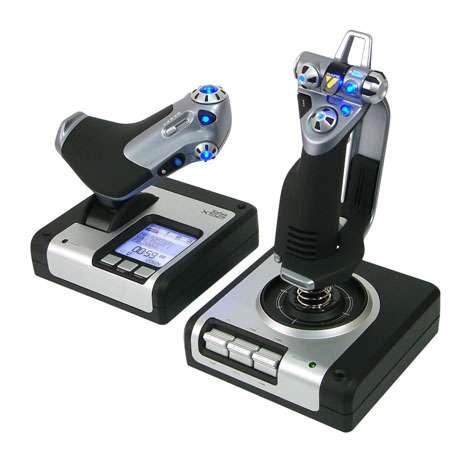 Saitek X52 Flight Control System Manufacturers