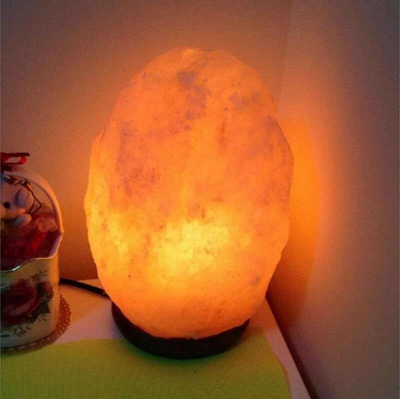 盐水晶蜡烛灯 制造商