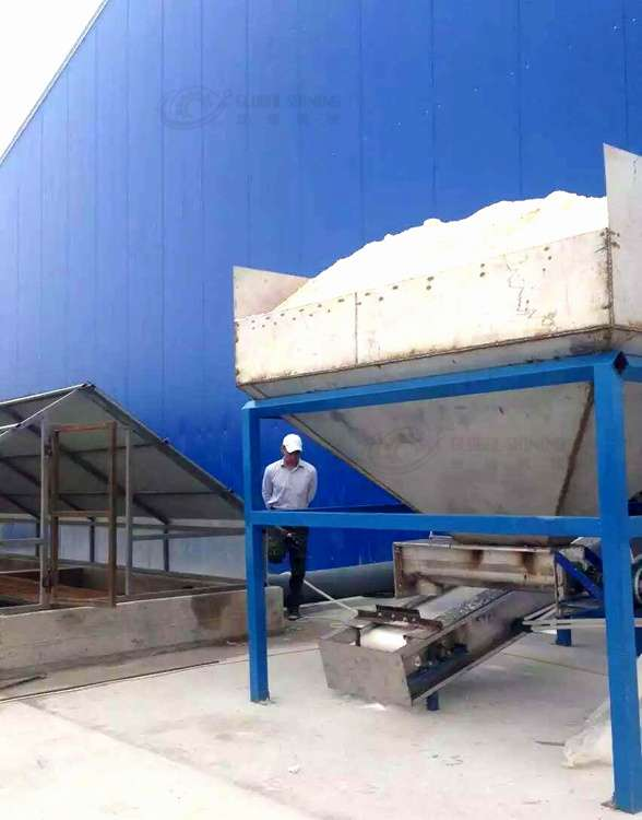 Salt Production Plant Manufacturers