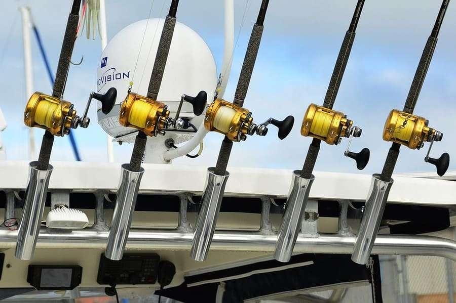 盐水钓鱼用具 制造商