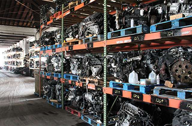 打捞汽车零件 制造商