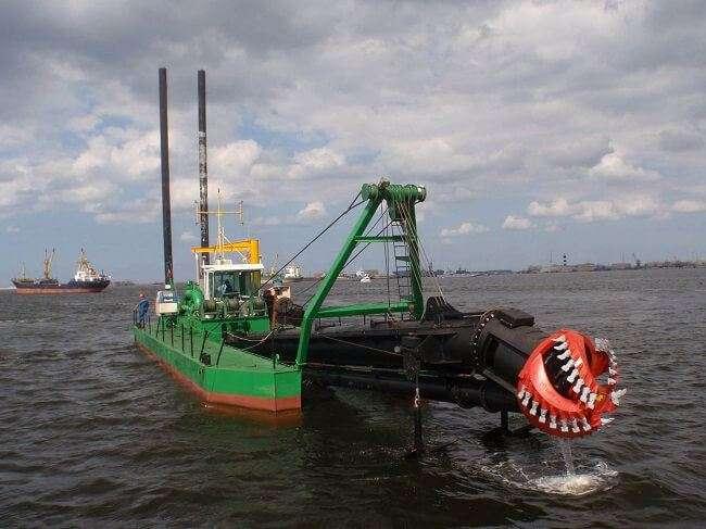 Sand Dredger Vessel Manufacturers