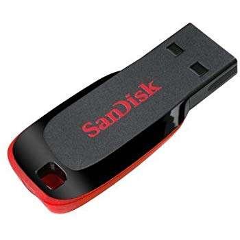 Sandisk 4GB USB闪存盘 制造商