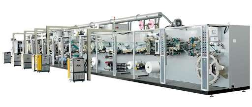 Sanitary Napkin Production Line Manufacturers