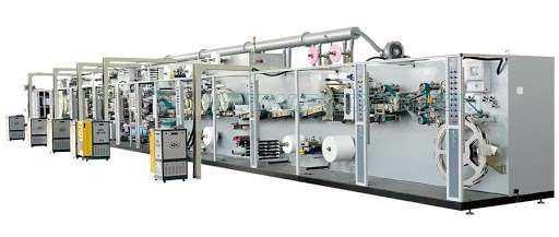 卫生巾生产线 制造商