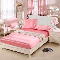 缎面床上用品床单 制造商