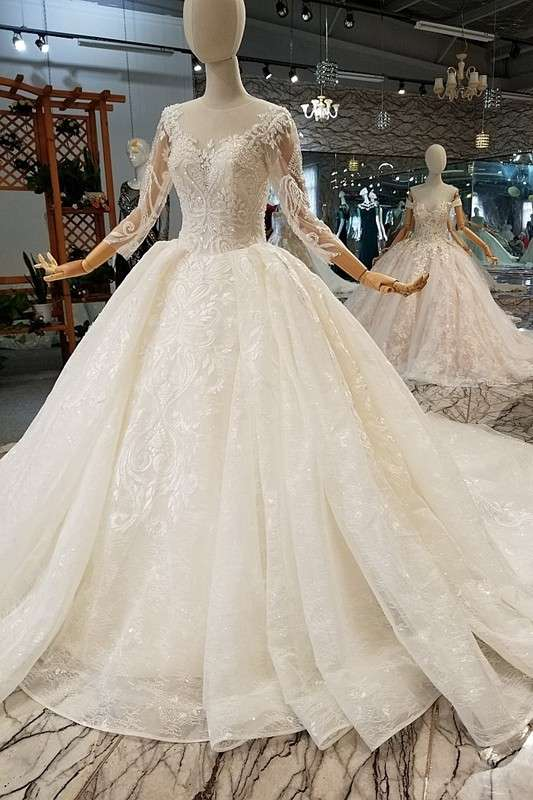 Satin Bridal Gown Manufacturers