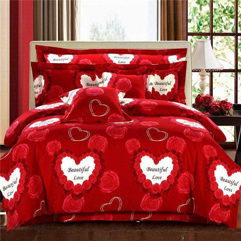 Satin Embroidered Comforter Manufacturers