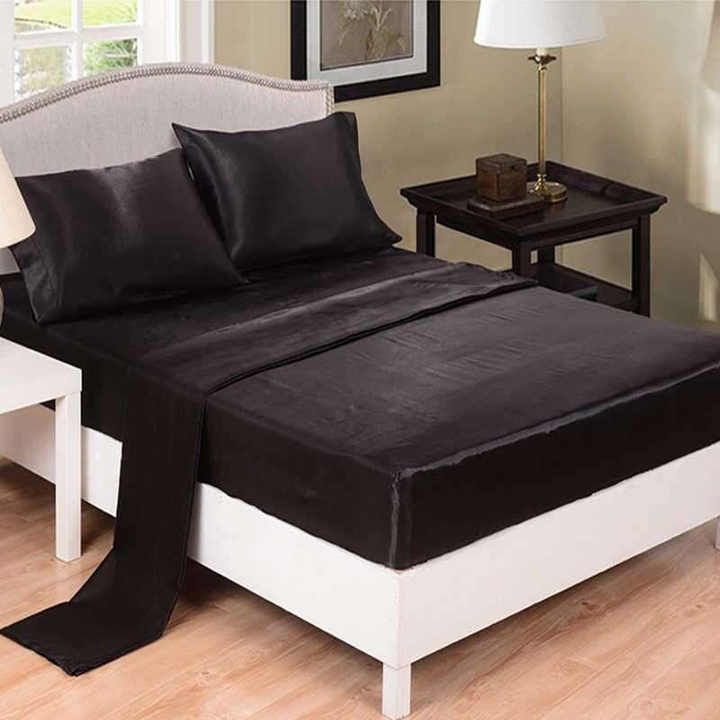 绸缎面料床单 制造商
