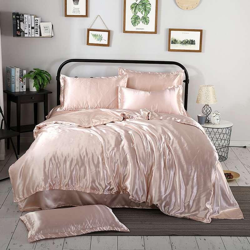 缎面家用床罩 制造商