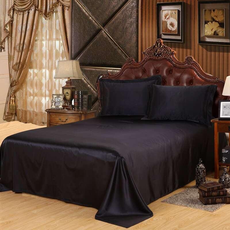 Satin Home Bedding Sheet Manufacturers