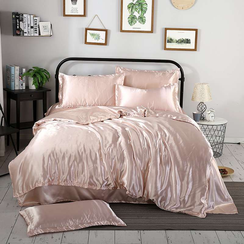 Satin Home Quilt Cover Manufacturers