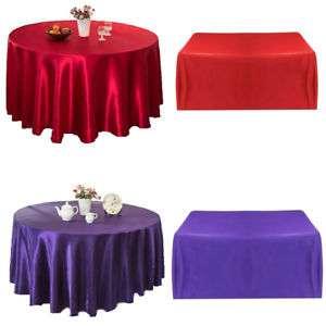 缎面家用桌布 制造商