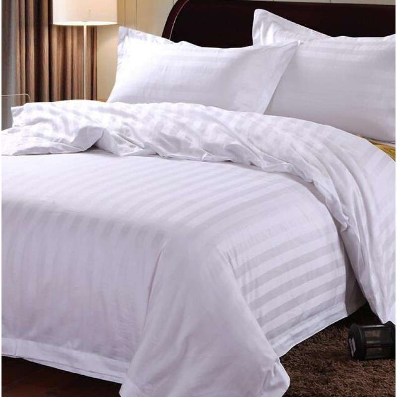 Satin Hotel Bedding Sheet Importers