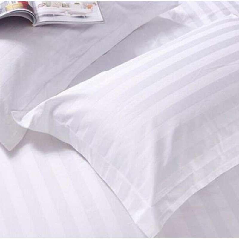 缎面酒店枕头套 制造商