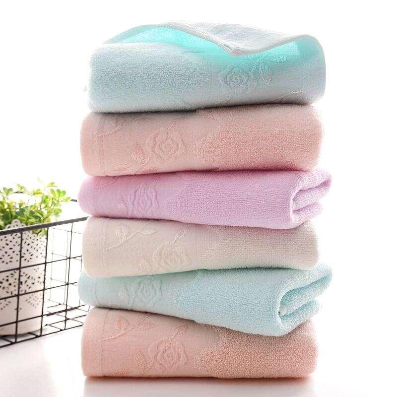 缎纹提花毛巾 制造商