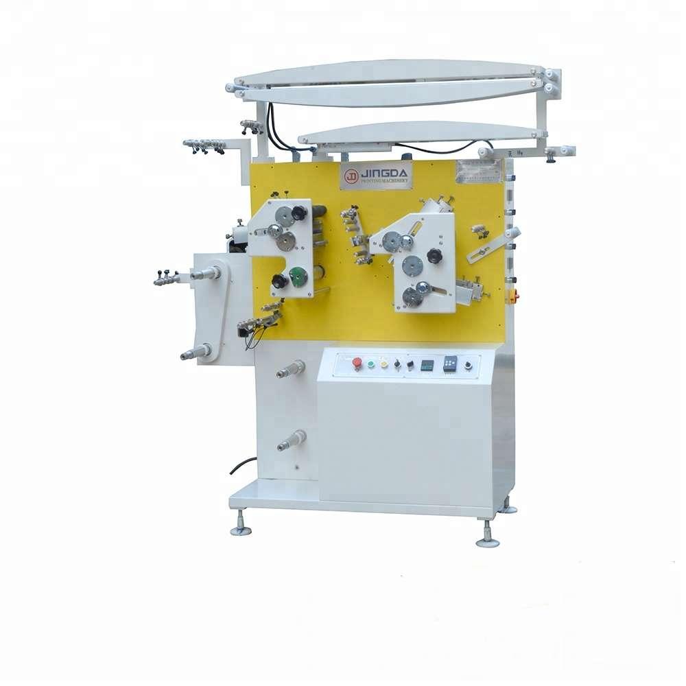 Satin Label Printing Machine Manufacturers