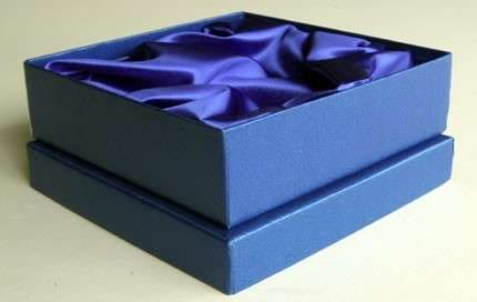 Satin Material Box Manufacturers
