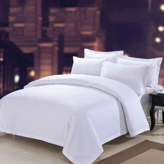 Satin Plain Bed Sheet Importers