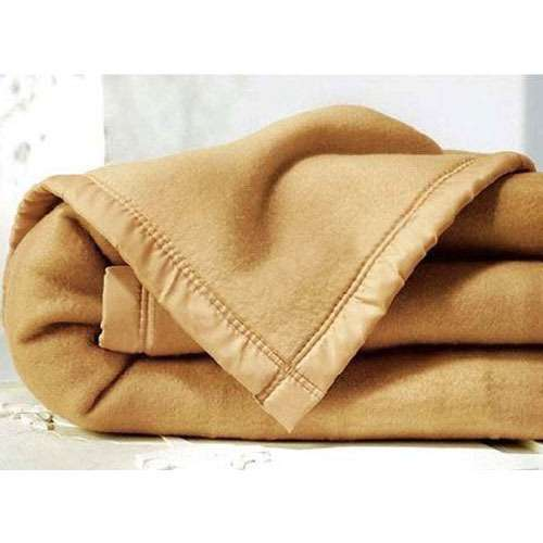 Satin Plain Blanket Manufacturers