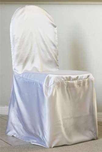 缎面单色椅套 制造商