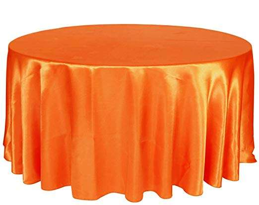 Satin Plain Dyed Table Cloth Manufacturers