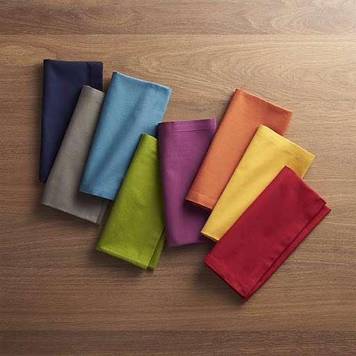缎面素色餐巾纸 制造商