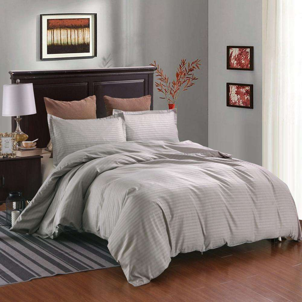 Satin Plain Quilt Cover Manufacturers